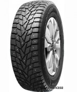 195/55R15  Dunlop  SP Winter ICE-02  89T  шип.